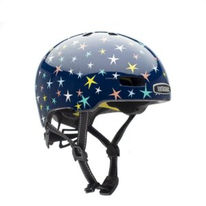 Casca de protectie copii Nutcase Little Nutty MIPS Stars are Born Gloss Toddler T[48-52cm]